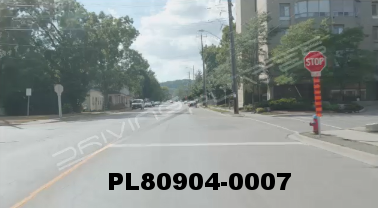 Vimeo clip HD & 4k Driving Plates Dundas, ON Canada PL80904-0007