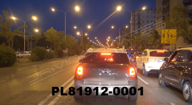 Vimeo clip HD & 4k Driving Plates Florence, Italy PL81912-0001