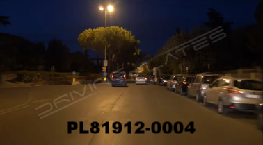 Vimeo clip HD & 4k Driving Plates Florence, Italy PL81912-0004