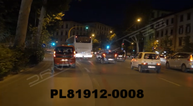 Vimeo clip HD & 4k Driving Plates Florence, Italy PL81912-0008