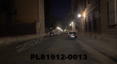 Vimeo clip HD & 4k Driving Plates Florence, Italy PL81912-0013
