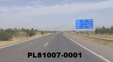 Vimeo clip HD & 4k Driving Plates Highways, Morocco PL81007-0001
