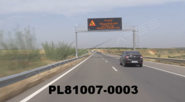 Vimeo clip HD & 4k Driving Plates Highways, Morocco PL81007-0003
