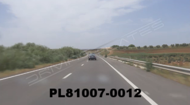 Vimeo clip HD & 4k Driving Plates Highways, Morocco PL81007-0012