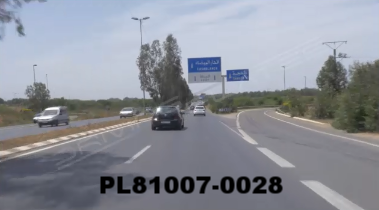 Vimeo clip HD & 4k Driving Plates Highways, Morocco PL81007-0028