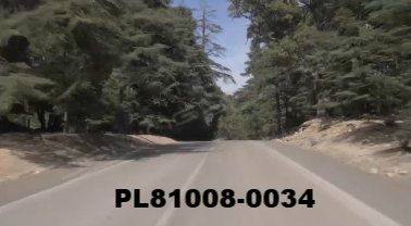 Vimeo clip HD & 4k Driving Plates Ifrane, Morocco PL81008-0034
