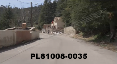 Vimeo clip HD & 4k Driving Plates Ifrane, Morocco PL81008-0035