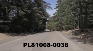 Vimeo clip HD & 4k Driving Plates Ifrane, Morocco PL81008-0036