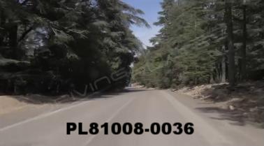 Vimeo clip HD & 4k Driving Plates Ifrane, Morocco PL81008-0036