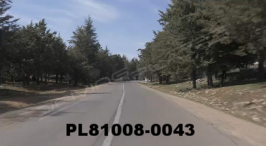 Vimeo clip HD & 4k Driving Plates Ifrane, Morocco PL81008-0043