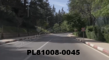 Vimeo clip HD & 4k Driving Plates Ifrane, Morocco PL81008-0045