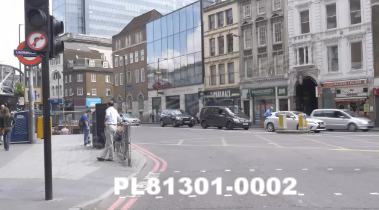 Vimeo clip HD & 4k Driving Plates London, England PL81301-0002