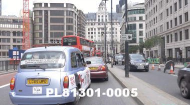 Vimeo clip HD & 4k Driving Plates London, England PL81301-0005