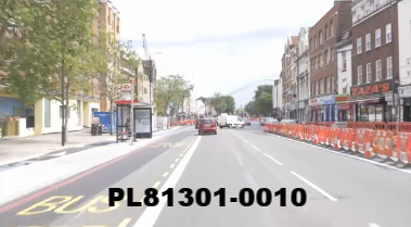 Vimeo clip HD & 4k Driving Plates London, England PL81301-0010