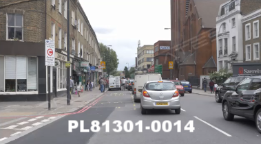 Vimeo clip HD & 4k Driving Plates London, England PL81301-0014