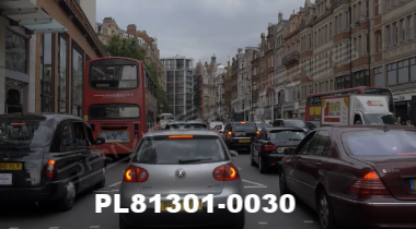 Vimeo clip HD & 4k Driving Plates London, England PL81301-0030