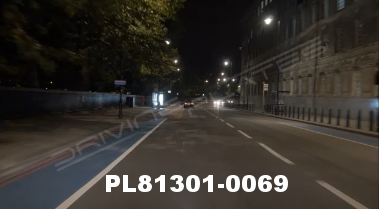 Vimeo clip HD & 4k Driving Plates London, England PL81301-0069