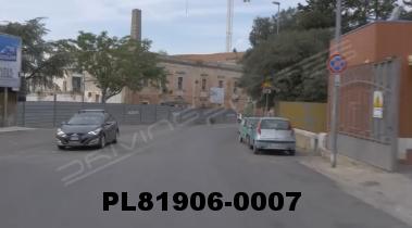 Vimeo clip HD & 4k Driving Plates Matera, Italy PL81906-0007
