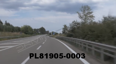 Vimeo clip HD & 4k Driving Plates Metaponto, Italy PL81905-0003