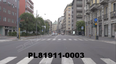 Vimeo clip HD & 4k Driving Plates Milan, Italy PL81911-0003