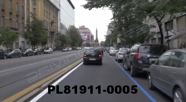 Vimeo clip HD & 4k Driving Plates Milan, Italy PL81911-0005