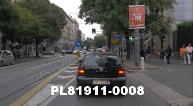 Vimeo clip HD & 4k Driving Plates Milan, Italy PL81911-0008