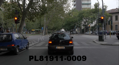 Vimeo clip HD & 4k Driving Plates Milan, Italy PL81911-0009
