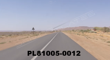 Vimeo clip HD & 4k Driving Plates Mountains, Morocco PL81005-0012