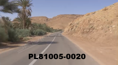 Vimeo clip HD & 4k Driving Plates Mountains, Morocco PL81005-0020
