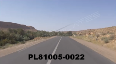 Vimeo clip HD & 4k Driving Plates Mountains, Morocco PL81005-0022