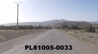 Vimeo clip HD & 4k Driving Plates Mountains, Morocco PL81005-0033