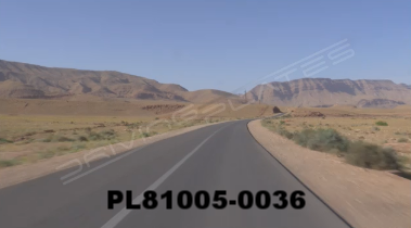 Vimeo clip HD & 4k Driving Plates Mountains, Morocco PL81005-0036