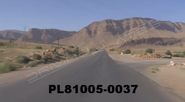 Vimeo clip HD & 4k Driving Plates Mountains, Morocco PL81005-0037