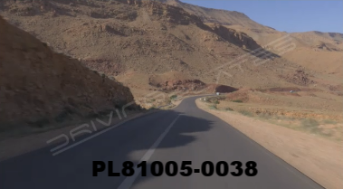 Vimeo clip HD & 4k Driving Plates Mountains, Morocco PL81005-0038