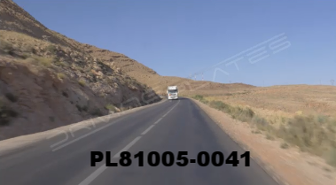 Vimeo clip HD & 4k Driving Plates Mountains, Morocco PL81005-0041
