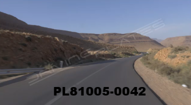 Vimeo clip HD & 4k Driving Plates Mountains, Morocco PL81005-0042