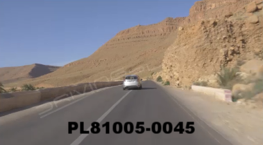 Vimeo clip HD & 4k Driving Plates Mountains, Morocco PL81005-0045