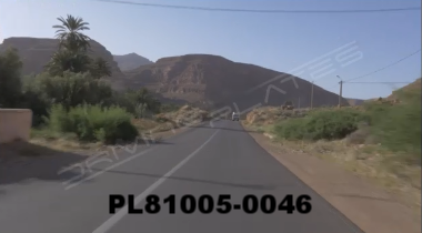 Vimeo clip HD & 4k Driving Plates Mountains, Morocco PL81005-0046