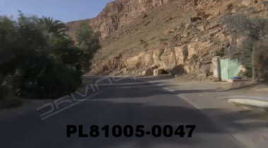 Vimeo clip HD & 4k Driving Plates Mountains, Morocco PL81005-0047