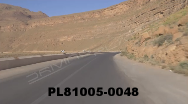 Vimeo clip HD & 4k Driving Plates Mountains, Morocco PL81005-0048
