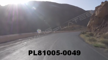 Vimeo clip HD & 4k Driving Plates Mountains, Morocco PL81005-0049