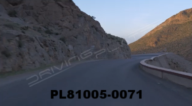 Vimeo clip HD & 4k Driving Plates Mountains, Morocco PL81005-0071