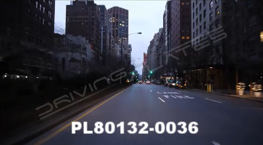 Vimeo clip HD & 4k Driving Plates New York City PL80132-0036