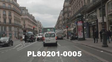Vimeo clip HD & 4k Driving Plates Paris, France PL80201-0005