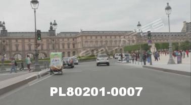 Vimeo clip HD & 4k Driving Plates Paris, France PL80201-0007