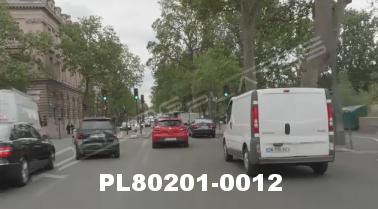 Vimeo clip HD & 4k Driving Plates Paris, France PL80201-0012