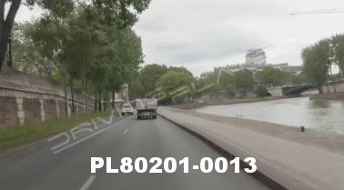 Vimeo clip HD & 4k Driving Plates Paris, France PL80201-0013