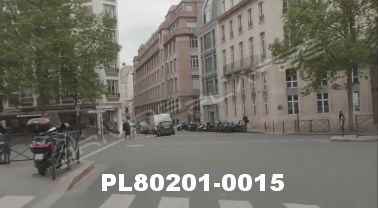 Vimeo clip HD & 4k Driving Plates Paris, France PL80201-0015