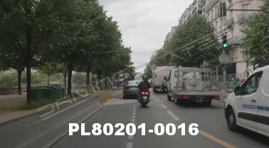 Vimeo clip HD & 4k Driving Plates Paris, France PL80201-0016