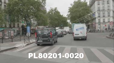 Vimeo clip HD & 4k Driving Plates Paris, France PL80201-0020